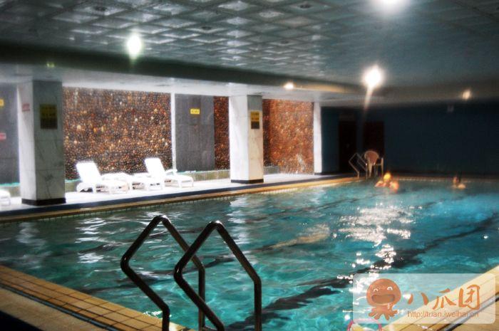 国际商务大酒店游泳馆参考1次,淘威海-威海团答案软游泳文减肥产品图片