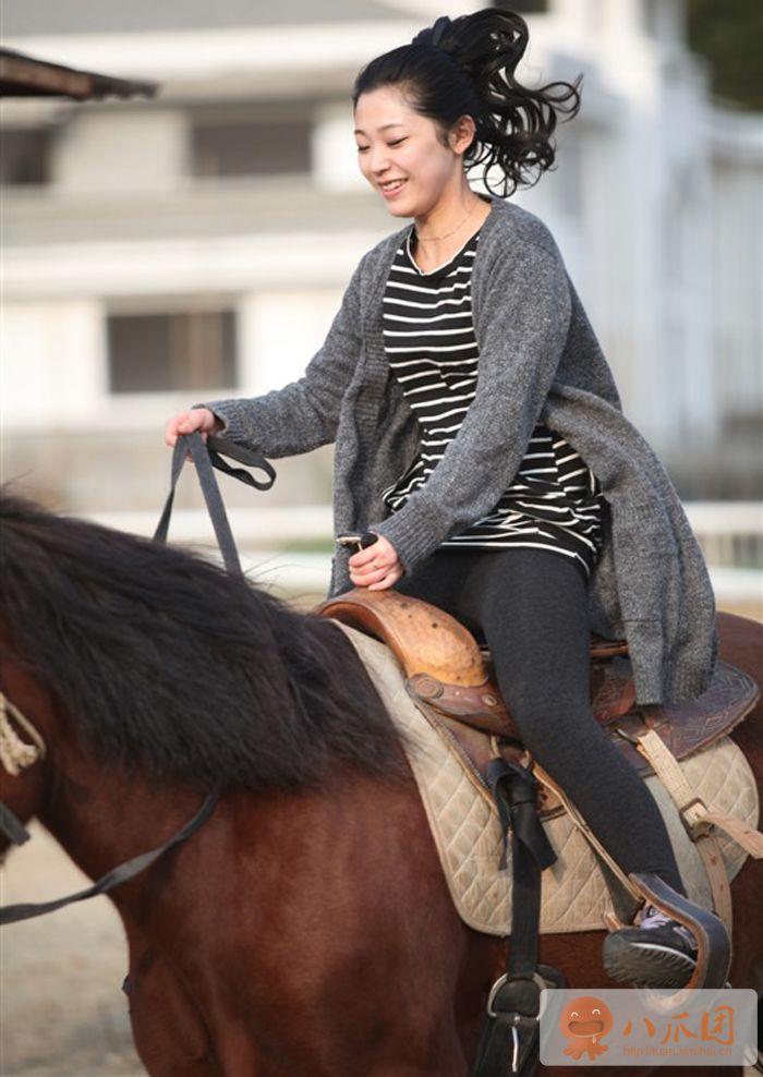 威海震琳体育休闲套餐单人失速公园滑翔伞为什么会骑马图片