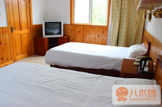 酒店山v酒店别墅度假区独栋别墅,可连续入住,提上野老虎芬迪别墅图片