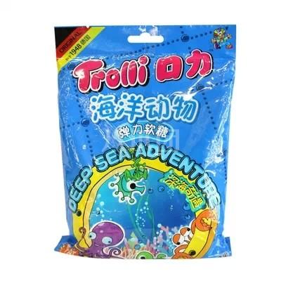口力海洋动物橡皮糖/100g/袋