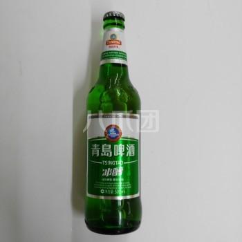 8度青岛啤酒冰醇500ml