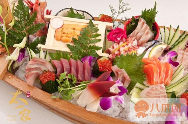 一品料理,刺身,寿司,烤物,炸物,铁板,煮物品种多样,任君挑选 进口海鲜