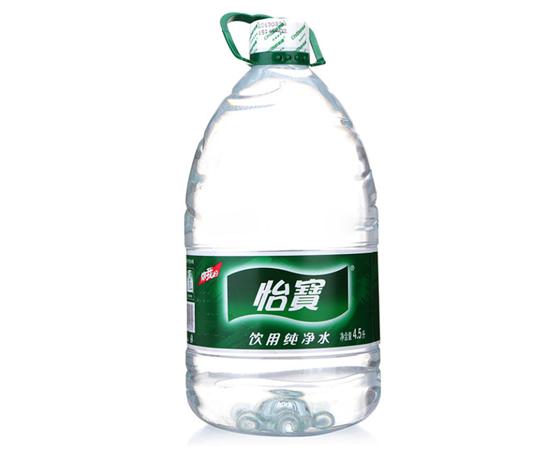 怡宝纯净水4.5l