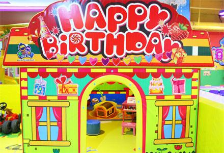 海贝儿儿童乐园 周年庆免费体验2小时,项目2选1