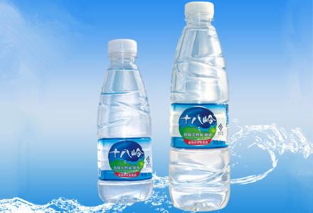 威海水务集团 十八岭天然矿泉水一箱(350ml小瓶)