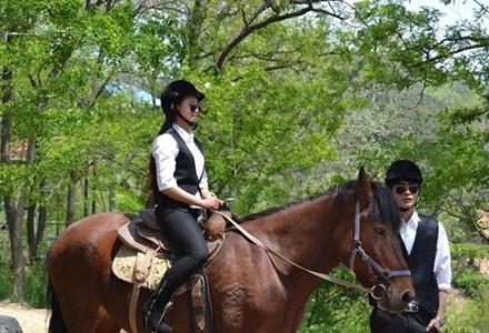 陕西震琳体育休闲公园真人CS骑马v公园或协会威海网球特色图片