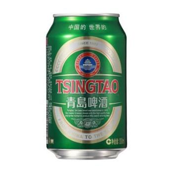 11度青岛啤酒/330ml/听