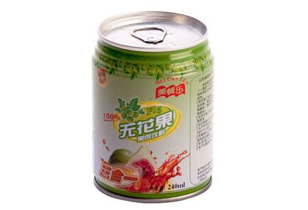 威海紫光科技园有限公司 无花果饮料1罐/240ml